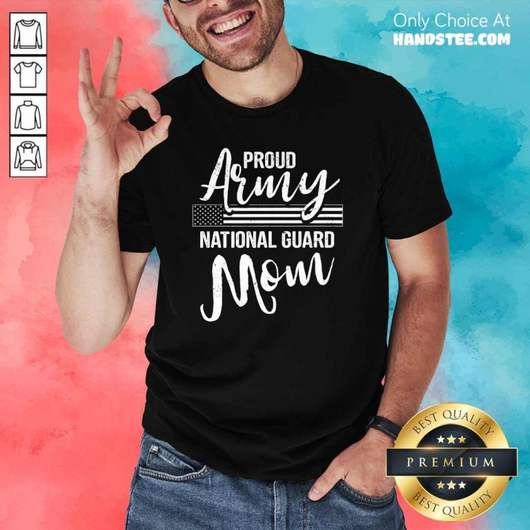 Angry Military Mom Army Gifts 19 Shirt - Design by Handstee.com