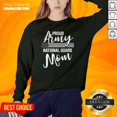 Angry Military Mom Army Gifts 19 Sweater - Design by Handstee.com