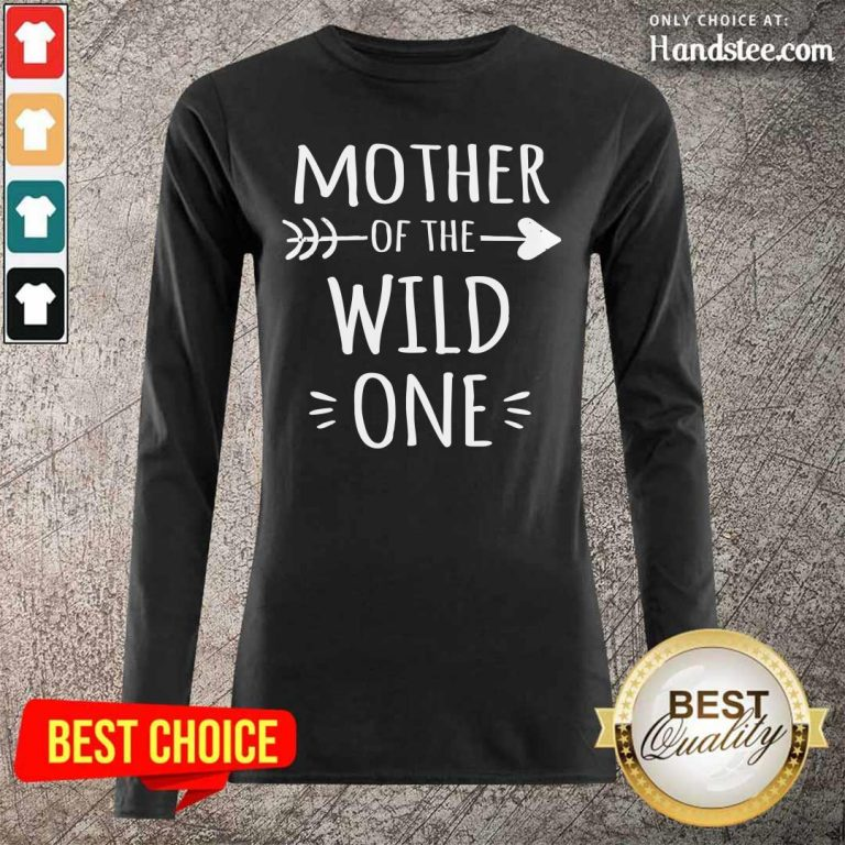Awesome 3 Mother The Wild Long Sleeved - Design by Handstee.com