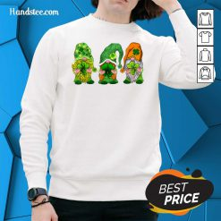 Awesome Gnomes 0 Happy St Patricks Sweater - Design by Handstee.com