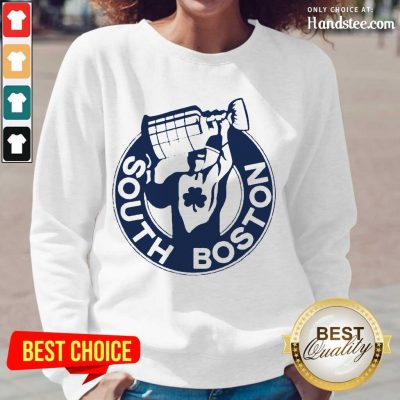 Confident 2 South Boston Champion Long-Sleeved - Design By Handstee.com