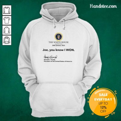 Cool 12 White House America Hoodie - Design by Handstee.com