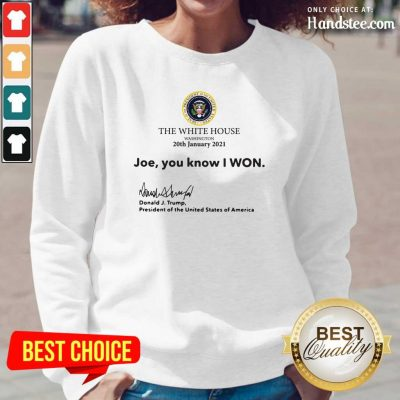 Cool 12 White House America Long-Sleeved - Design by Handstee.com