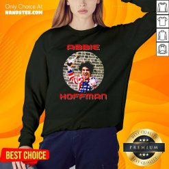 Cool 8 Abbie Hoffman In His Sweater - Design by Handstee.com