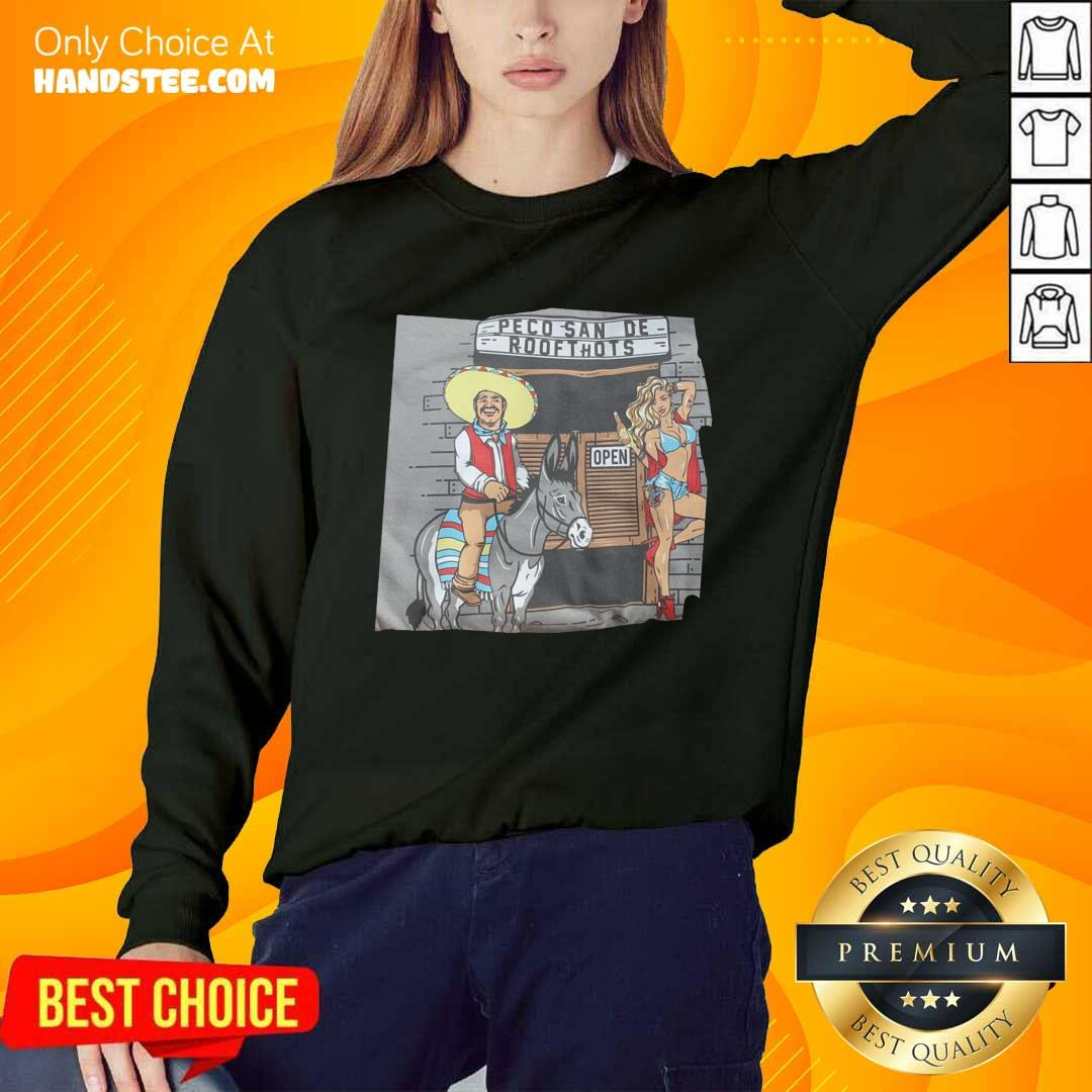 Delighted Peco San De Roofthots Sweater