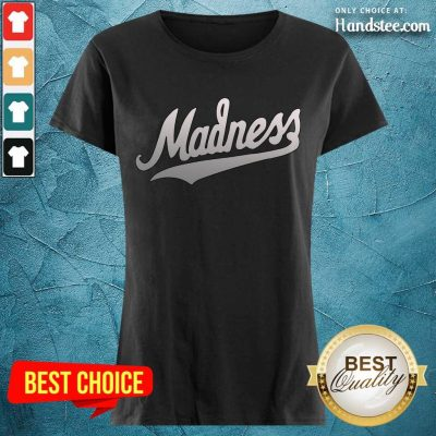 Ecstatic Madness Basketball Ladies Tee - Design By Handstee.com
