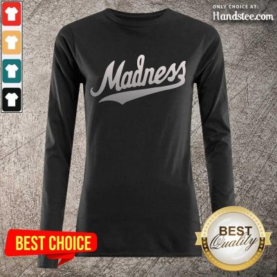Ecstatic Madness Basketball Long-Sleeved - Design By Handstee.com