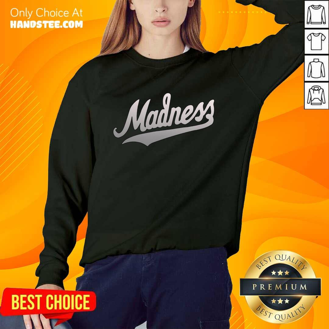 Ecstatic Madness Basketball Sweater - Design By Handstee.com