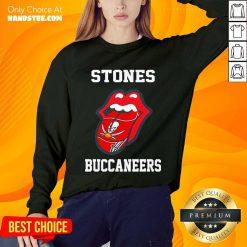 Ecstatic Stones Buccaneers 2021 Sweater - Design By Handstee.com