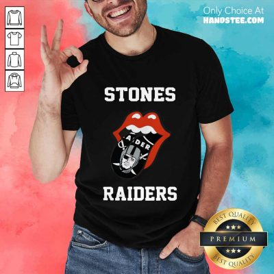 Excited Stones Raiders 2021 Shirt - Design By Handstee.com