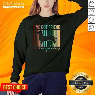 Good 14 Dachshund Ive Got Friend Sweater - Design by Handstee.com