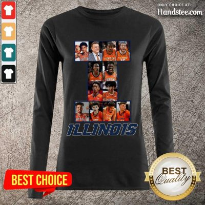 Happy Illini Players Team 2021 Long-Sleeved - Design By Handstee.com