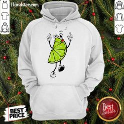 Overjoyed Lime And Salt Family Hoodie - Design By Handstee.com