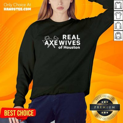 Relaxed Real Axewives Of Houston Sweater