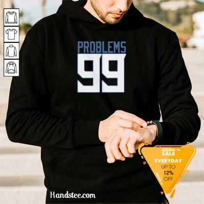 Top Tennessee 99 Problems Hoodie - Design by Handstee.com