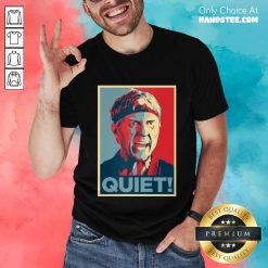 Wonderful Johnny Lawrence Quiet Shirt - Design By Handstee.com