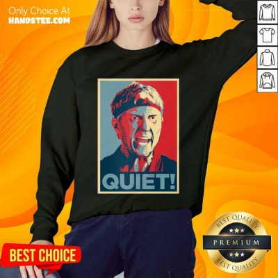 Wonderful Johnny Lawrence Quiet Sweater - Design By Handstee.com