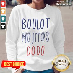 Delighted Boulot Mojitos Dodo Long-Sleeved