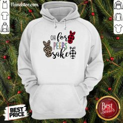 Delighted Rabbit Oh For The Sake Hoodie