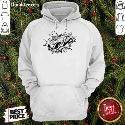 Enthusiastic Droppin' F Bombs Hoodie
