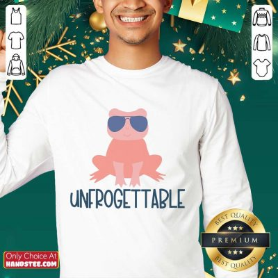 Great Unforgettable Frog Sunglasses Cute Sweater