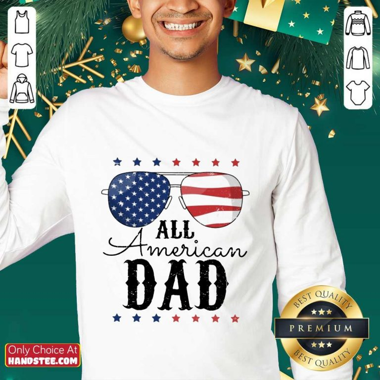 All American Dad Sweater