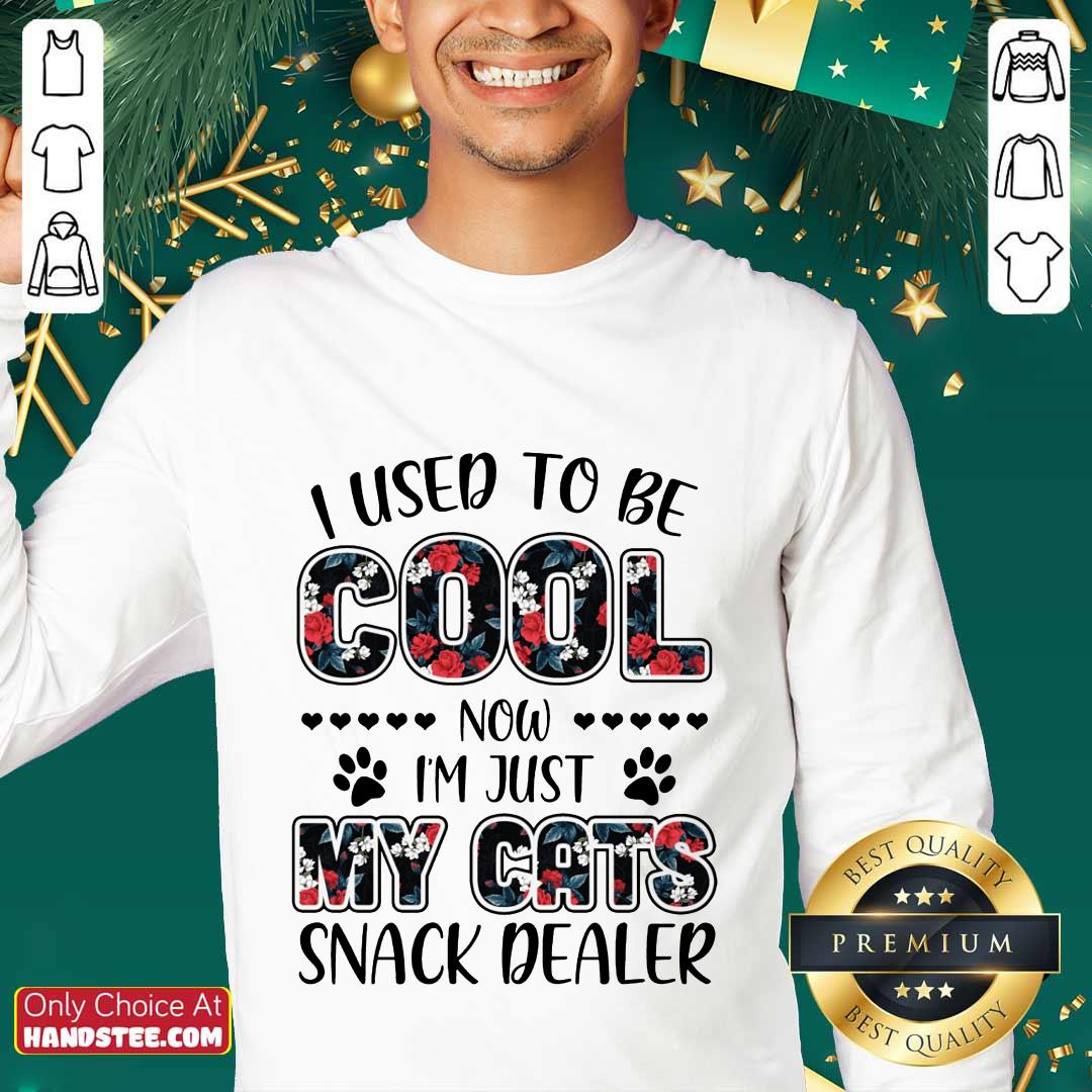 Cool My Cats Snack Dealer Sweater