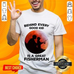 Dad And Son Fishing Is A Great Fisherman Shirt