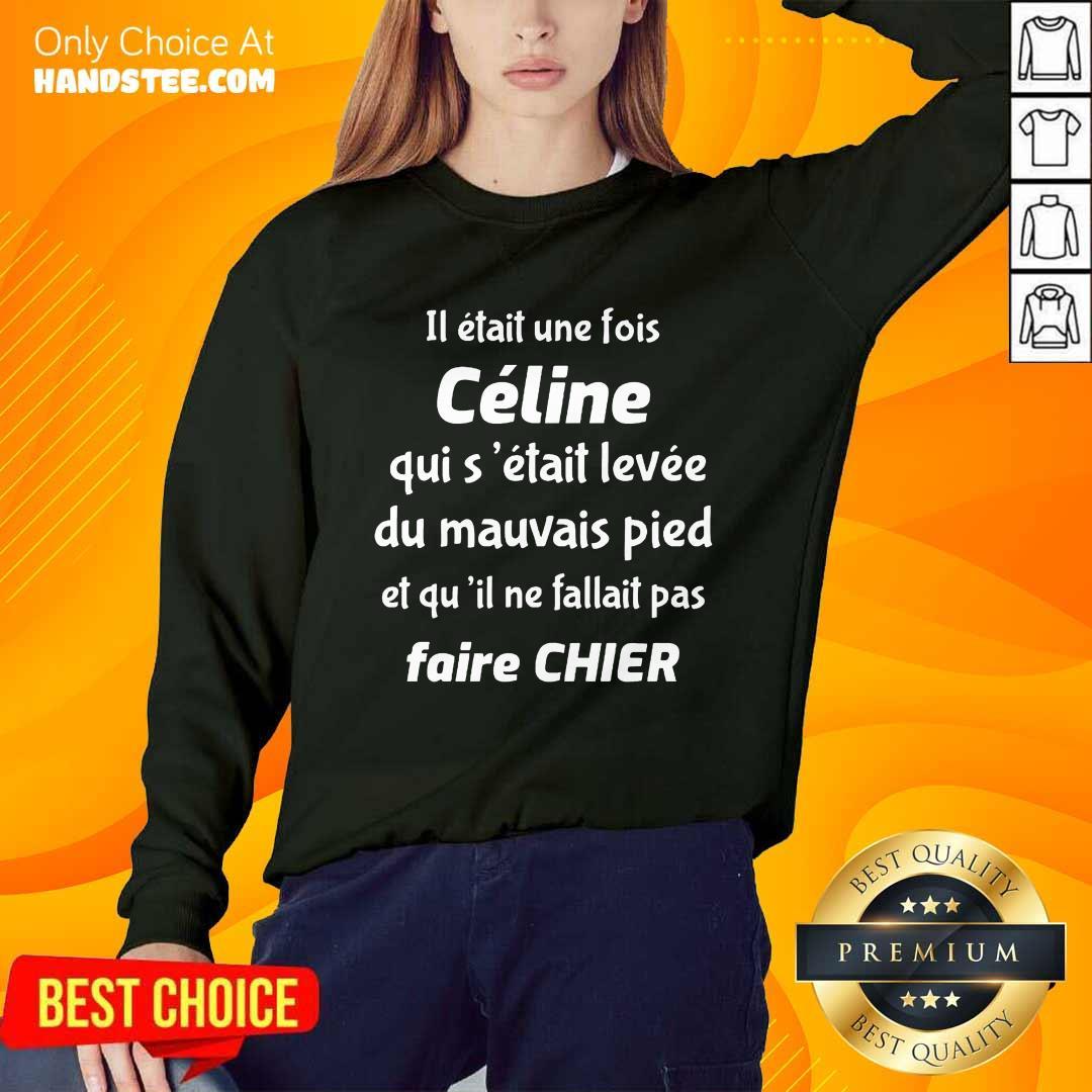 Il Était Une Fois Céline Sweater