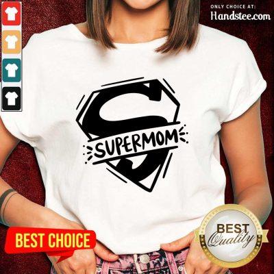 Super Mom Ladies Tee