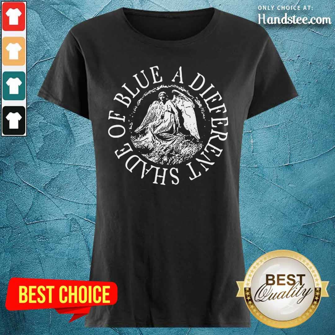 Archangel Shade Of Blue A Different Ladies Tee