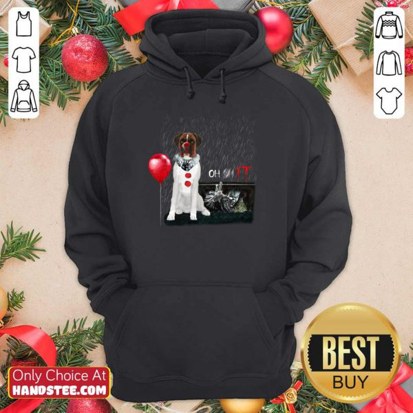 Boxer Dogs Oh IT Hoodie
