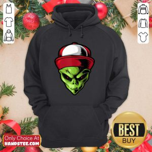 Hot Alien Are You Ready Hoodie