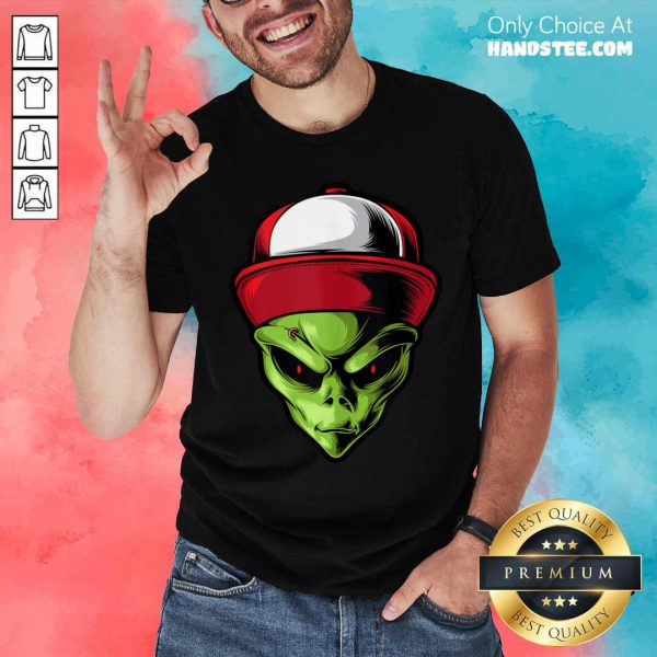 Hot Alien Are You Ready Shirt