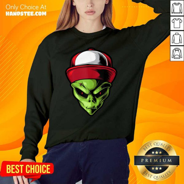 Hot Alien Are You Ready Sweater
