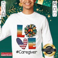 Love Caregiver Sweater