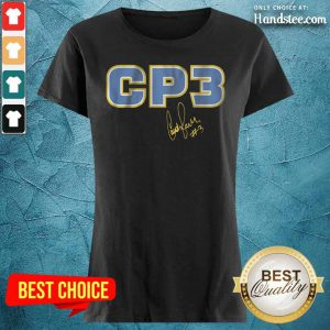 Candace Parker CP3 Signature Ladies Tee