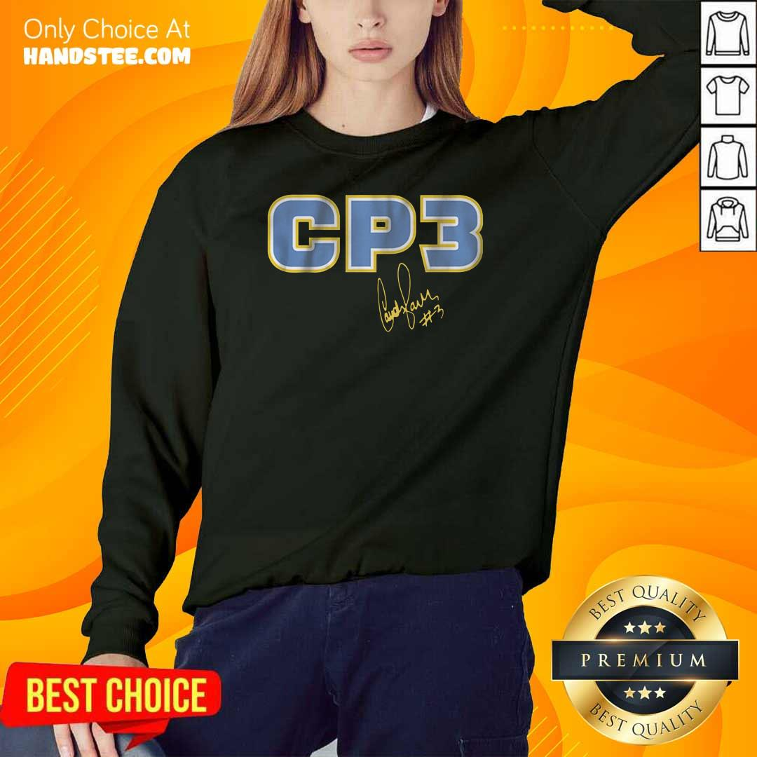 Candace Parker CP3 Signature Sweater